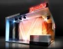 Эксклюзивный выставочный стенд для правительства Москвы «ПромАп»